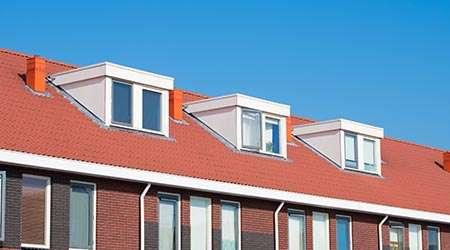 Kunststof dakkapel plaatsen