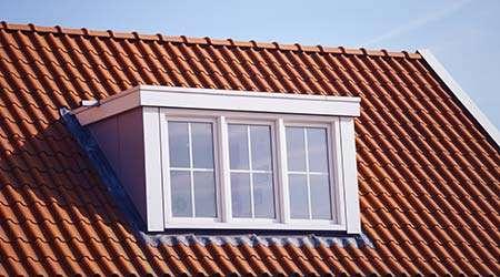 Kunststof dakkapel renovatie