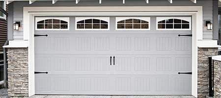 soorten garagedeuren